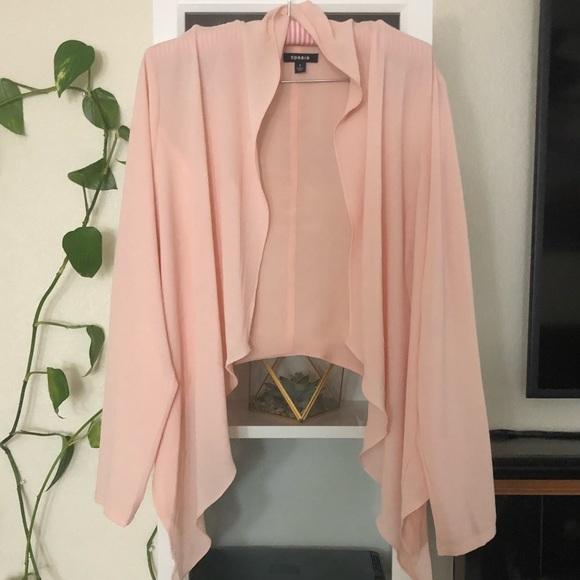 torrid Jackets & Blazers - Pink Torrid Jacket